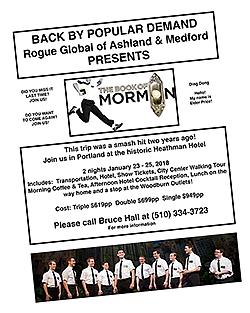 Book of mormon rush tickets